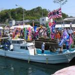 ふるさと港祭り|日置市観光協会
