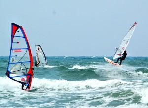 海童・鹿児島チャレンジ(ウィンドサーフィン全国大会) 日置市観光協会