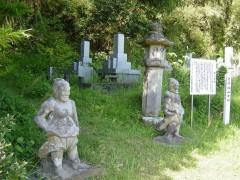 桂山寺跡|日置市観光協会