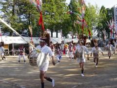 大田太鼓踊り|日置市観光協会