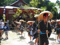 お田植え踊|日置市観光協会