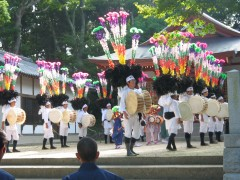 太鼓踊|日置市観光協会
