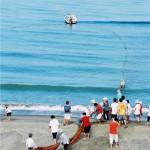地曳網|日置市観光協会