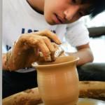 作陶体験 日置市観光協会